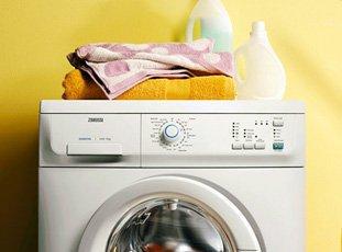 Основные неисправности стиральной машины Zanussi