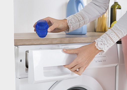 Как стирать тюль в стиральной машине