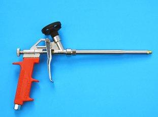 Как очистить пистолет от монтажной пены в домашних условиях