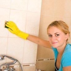 Как и чем отмыть плитку в ванне от налета, плесени и прочих загрязнений