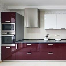 Чем мыть глянцевый фасад кухни