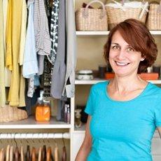 Как навести порядок в шкафу с одеждой