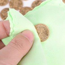 Как очистить монеты в домашних условиях
