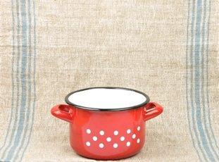 Как очистить пригоревшую эмалированную кастрюлю