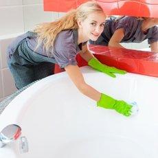 Как отбелить ванну от желтизны