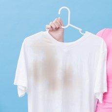 Как вывести масляное пятно с одежды