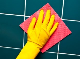 Как почистить швы между плиткой в ванной в домашних условиях