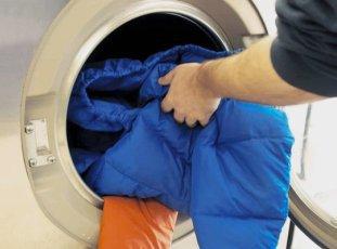 Как стирать куртку в стиральной машине-автомат