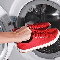 Как стирать обувь в стиральной машине-автомат