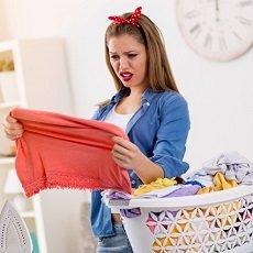 Как вывести жирное пятно с одежды в домашних условиях