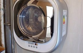 Настенная стиральная машина: отзывы, особенности конструкции