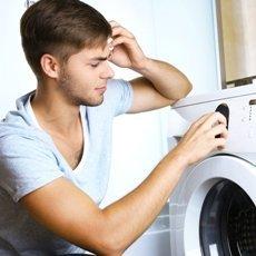 Почему стиральная машина при отжиме сильно шумит