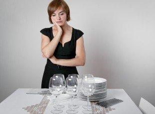 Сервировка стола в домашних условиях: фото