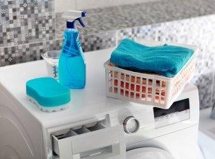 Эффективные средства для очистки стиральной машины в домашних условиях