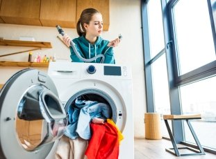 Почему стиральная машина не набирает воду: причины и устранение поломок